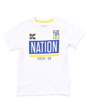 Tops - CLUB NATION TEE (4-7)