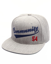 Men - C54 Players Signature Snapback Hat