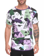 T-Shirts - Geo Scribble Tee