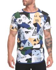 Shirts - Geo Scribble Tee