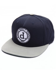 Men - College Snapback Cap