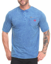 Men - Pocket Henley