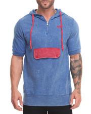 Enyce - S/S Pocket Hoodie