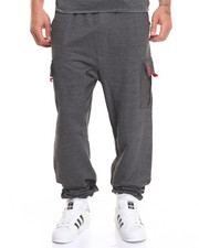 Jeans & Pants - Heathered Jogger