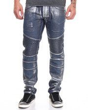Buyers Picks - Silver Foil Moto Jean