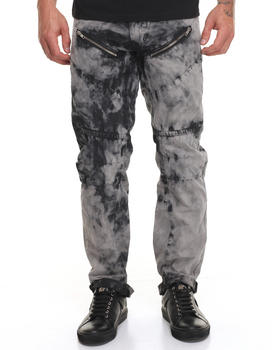 Men - Jackal Barracuda Moto Bleached Jean