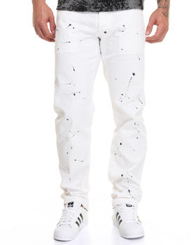 PRPS - Tapir Barracuda REg Fit Splatter Paint Jean