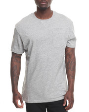Men - Facet Pocket Tee