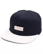 Men - Badge Clipback Cap