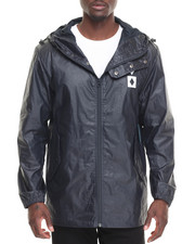 Men - Marquise Waxed Raincoat