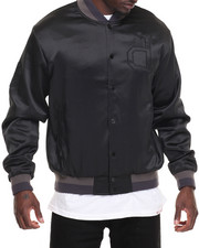 Men - School Yard Varsity Jacket