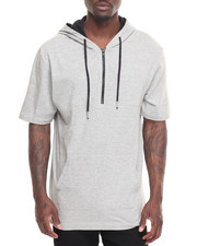 Buyers Picks - Future Contrast Zip S/S Hoodie