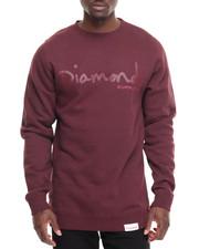 Pullover Sweatshirts - Tonal OG Script Crewneck Sweatshirt