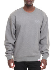Sweatshirts & Sweaters - Tonal Chest Brilliant Crewneck Sweatshirt
