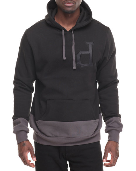 Diamond Supply Co Men School Yard Hoodie Black XX-Large