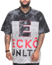 Ecko - Crop Sign T-Shirt (B&T)