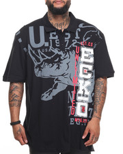 Ecko - Cross Up Polo (B&T)