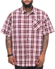 Ecko - Pattern 7 S/S Button-Down (B&T)