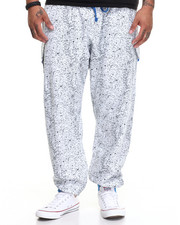 Men - Splatter Jogger (B&T)