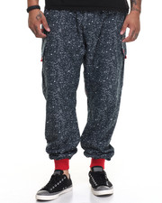 Big & Tall - Splatter Jogger (B&T)