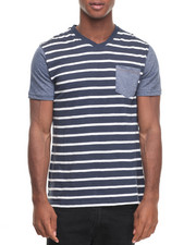 Buyers Picks - Lincoln V Stripe Tee