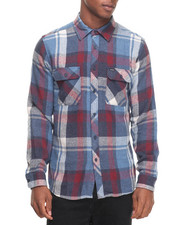 Men - Bowery L/S Flannel