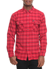 Brixton - Bowery L/S Flannel Button-down