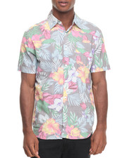 Buyers Picks - Faded Hawaii S/S  Buttondown