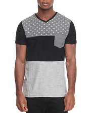 Buyers Picks - Henry Star Cut & Sewn V-Neck Tee