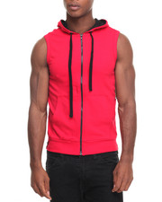 Parish - Sleeveless Hoodie