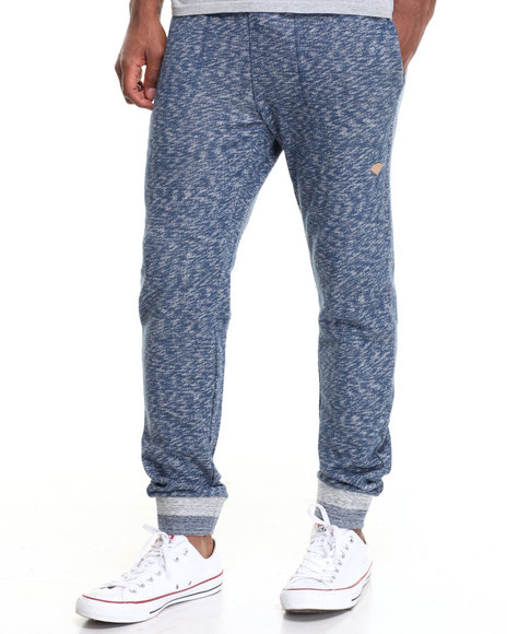 Diamond Supply Co Men Facet Sweatpants Navy Medium