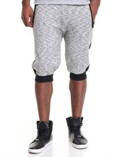 Men - Slub Twist Fleece short