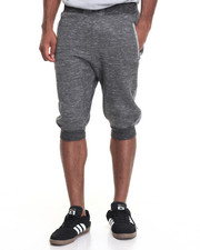 Shorts - Chain Slub Fleece Short