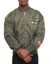 Entree - Militeddy MA-1 Flight Jacket