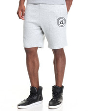 Men - College Seal Sweatshorts