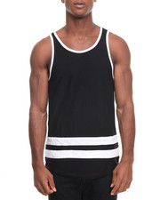 Buyers Picks - Athletic Stripe Tank