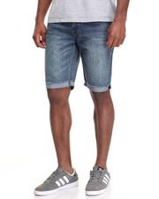 Men - Festival Cut off Denim Shorts