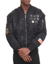 Outerwear - Militeddy MA-1 Flight Jacket