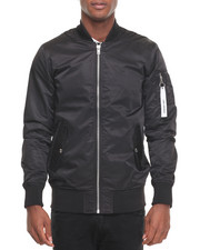 Members Only - Lightweight Longer MA-1 Bomber