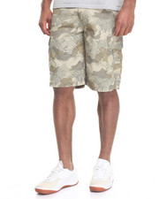 Buyers Picks - Tropical Cargo Short - Olive