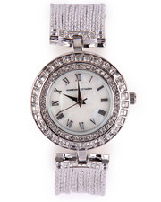 Watches - Chain Links Round Face Watch