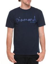 Diamond Supply Co - Tonal OG Script Tee