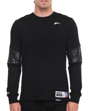 Post Game - Side Line Fishtail L/S Tee