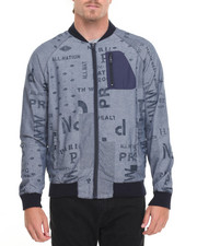 Parish - Print Chambray Jacket