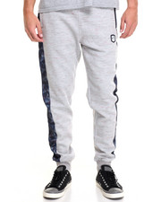 Sweatpants - Mesh Sweatpant