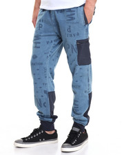 Sweatpants - Indigo Sweatpant