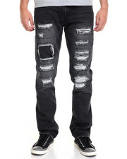 Jeans & Pants - Ripped Vintage Denim Jean