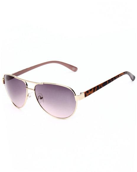 Drj Sunglasses Shoppe Women Tort Pink Princess Aviator Sunglasses Pink 1SZ
