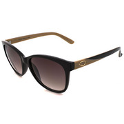 Accessories - Rounded Rectangle Layered Temple Design Sunglasses