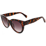 Accessories - Bold Retro Cat Rivet Sunglasses